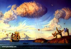 bulut ve kelebek 2