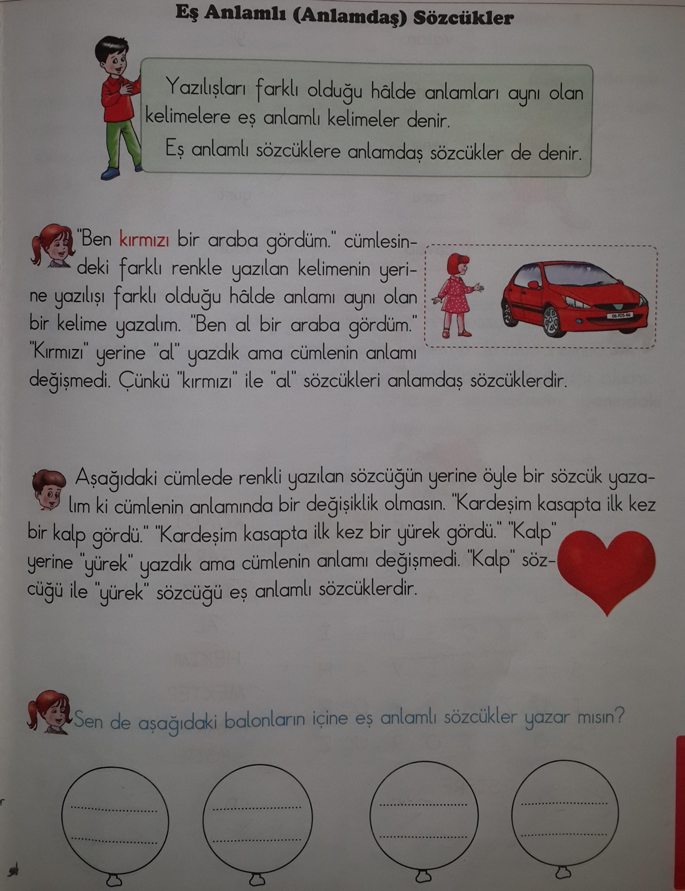 türkçe 2