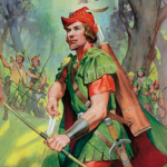 Robin Hud'un Asi Oluşu Adlı Çocuk Hikayesi Okuyun